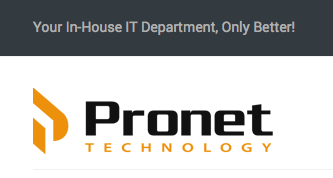 Pronet Technology (IT Services)
