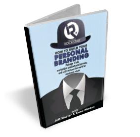 Personal branding ebook copywriter