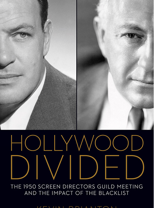 Hollywood Divided (Publication date November 2016)