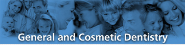 General and Cosmetic Dentistry website copywriting
