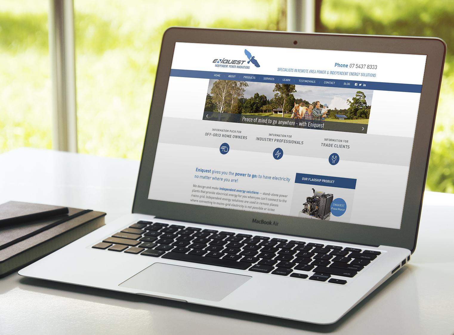 Website copywriting services business