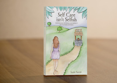 Self Care Isn't Selfish (Health/Personal development)