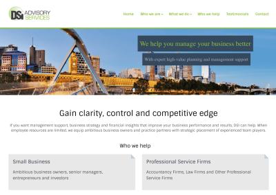 DSI Advisory Services