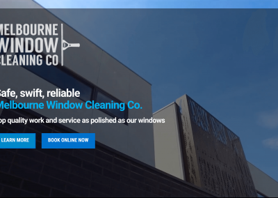 Melbourne Window Cleaning Co.