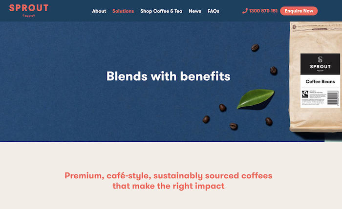 Sprout-coffee-website-copy-taglines