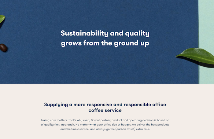 Sustainability-copywriting-sprout-coffee