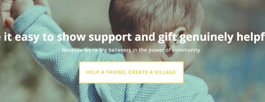 It Takes A Village (Genuinely helpful gift giving marketplace)